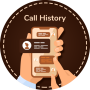 icon Call History : Any Number Details