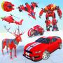 icon Grand Multi Robot Transform jet War