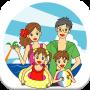 icon Kids&Parents Travel&Rest