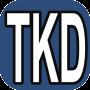 icon 跆拳道足技展示