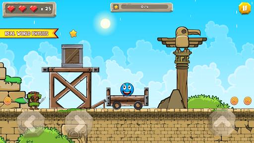 Blue Ball 11: Bounce Ball Adventure