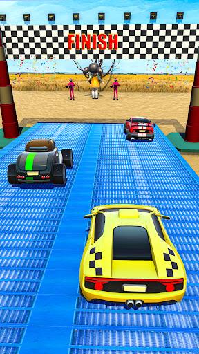 Red Light Green Light 3D Cars