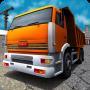 icon Construction Dump Truck