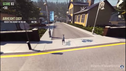 Angry Goat Simulator Revenge: Crazy Goat Madness