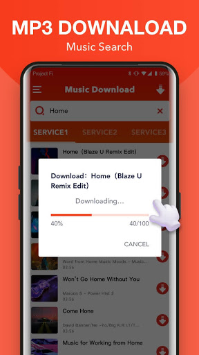 Free Music Mp3 Downloader: Tube Mp3 Music Download
