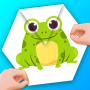 icon Fold It! Paper Puzzle 3D