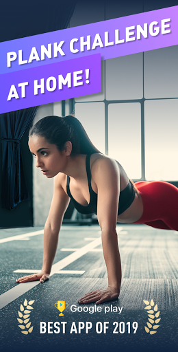 Plank Workout - 30 Days Plank Challenge Free