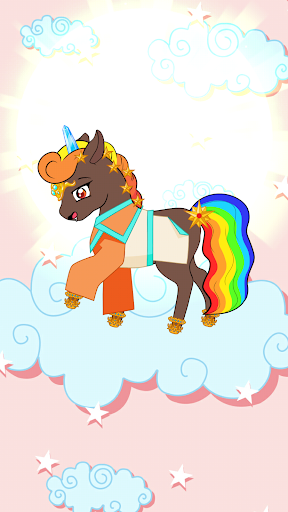 Chibi Unicorn – Kawaii Avatar Maker