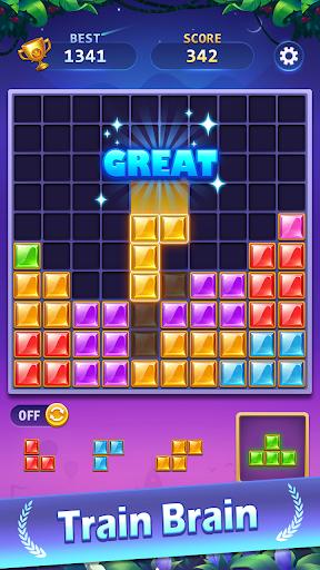 Block Puzzle Jewel-Free Classic Block Puzzle Game