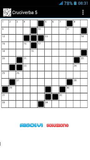 Crossword ITA