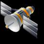 icon 3D Satellite Tracker