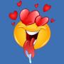 icon Love Stickers
