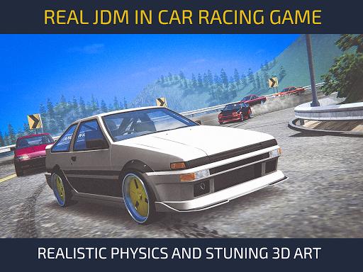 JDM Racing: Drag & Drift Races