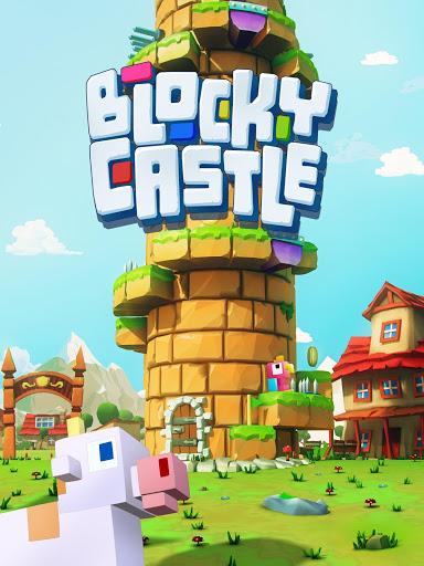 Blocky Castle