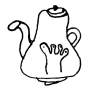 icon Tick Tea Toe