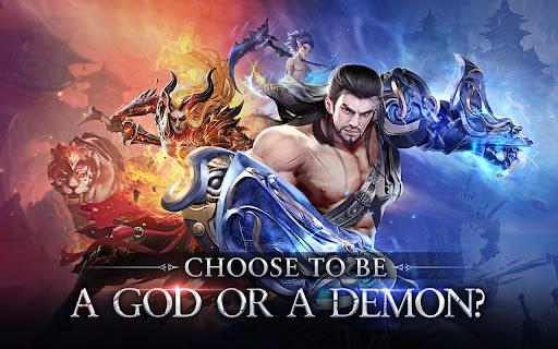 Demon God