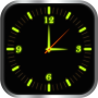 icon Glowing Clock Locker - Passcode