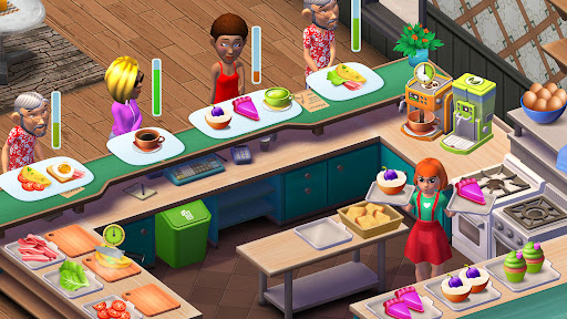 Cooking Cup: Decor Restaurant