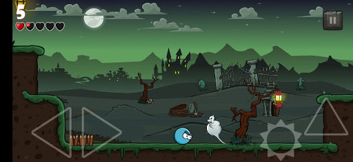Spike ball : helloween adventure