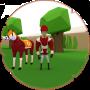 icon Horse Race
