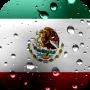 icon Mexico flag live wallpaper