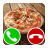 icon Fake Call Pizza Game 3.0