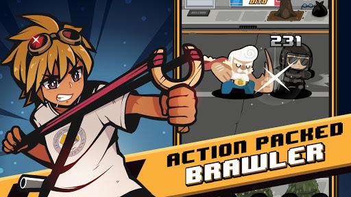 Brawl Quest - Offline Beat Em Up Action