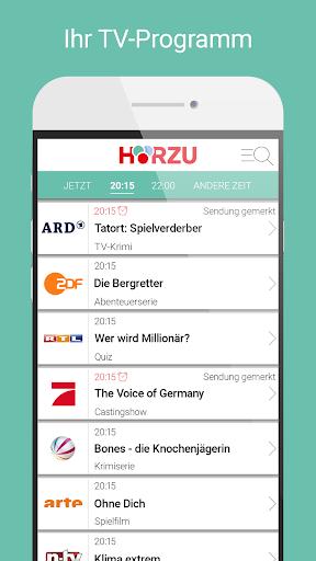 HÖRZU TV program • Your TV app