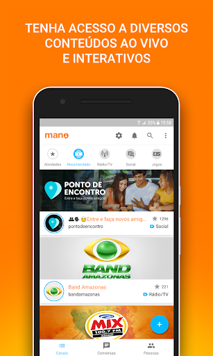 Mano - The Amazon Super App