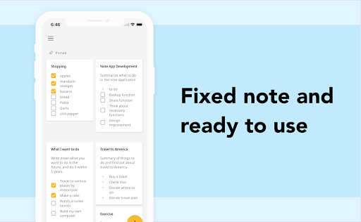 Simple Notepad, Notes・Simple and Cool