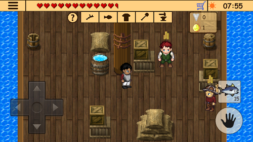 Survival RPG 3:Lost in Time 2d