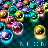 icon MB2: glowing neon bubbles 1.75