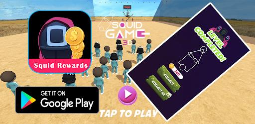 Cash Rewards Squid Game - Survival battle