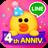icon LINE POP2 4.7.1