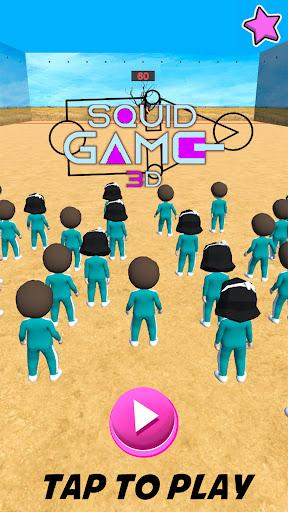 Squid Game 3D Survival Running