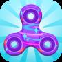 icon Spinner Evolution - Merge Fidget Spinners!