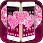 icon Shine Pink Cute Love Female Stars Sparkle Theme