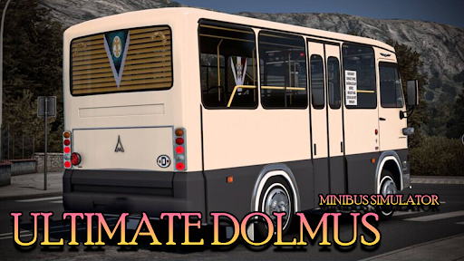 MINIBUS DOLMUS BUS BEACH CITY DRIVING SIMULATOR