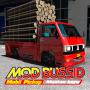 icon Mod Bussid Mobil Pickup Muatan Kayu