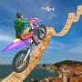 icon bike stunt 3d and bike racing games - bike game