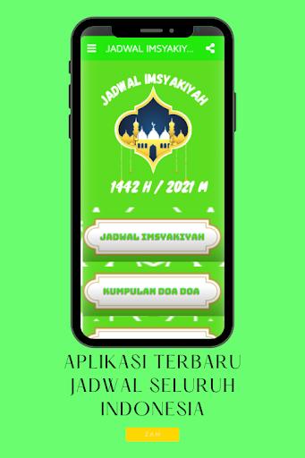 Jadwal Imsakiyah 2021 Terbaru