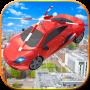 icon Flying Car Driving Simulator 3D