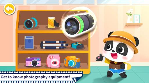 Baby Panda's Photo Studio
