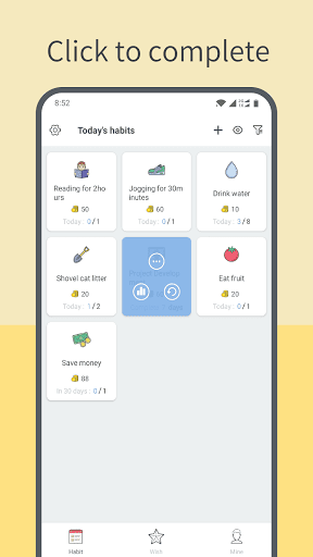 Fun Habit - Habit Tracker, Goals, Tasks, ToDo