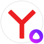 icon Yandex Browser with Protect