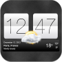 icon Sense V2 Flip Clock & Weather