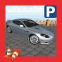 icon Car Parking Classic 3D