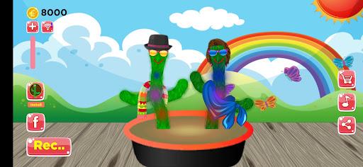 الصبارة الراقصة المتكلمة 2_Dancing Cactus2