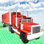 icon Future Cargo Truck Logout Simulator Hill Drive