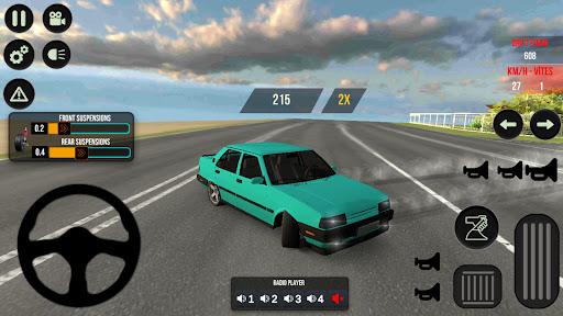 Şahin Drift Simülatör Online
